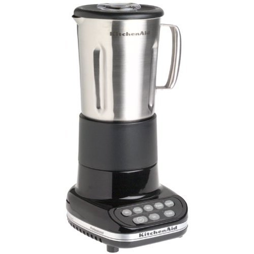 Kitchenaid Blender Black front-542966