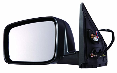 DEPO 315-5422L3EFH Nissan Rogue Driver Side Textured Heated Power Mirror with Cover (Nissan Rogue Mirror compare prices)