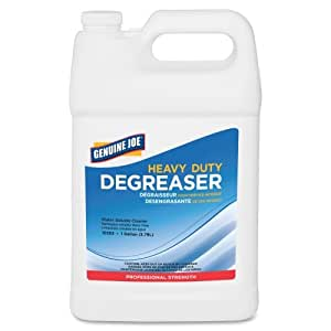 Wholesale case of 10 genuine joe super for Garage floor cleaner degreaser