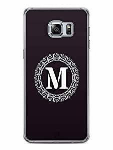 YuBingo Monogram with Beautifully Written letter M Designer Mobile Case Back Cover for Samsung Galaxy S6 Edge Plus