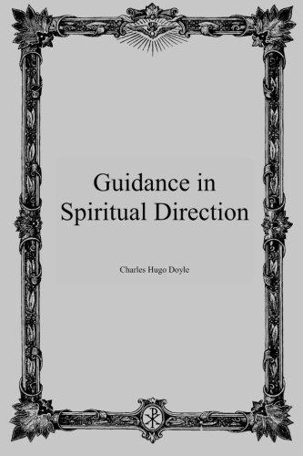 Guidance in Spiritual Direction PDF