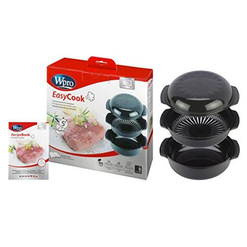 Whirlpool stm006 vaporiera rotonda per forno a microonde - Forno e microonde insieme whirlpool ...