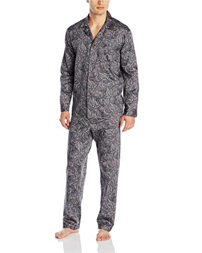 Majestic Men's Daily Mixers Long Sleeve Pajama