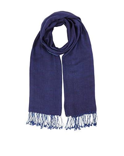 Springfield Schal blau