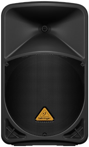 Behringer B112W 1000W Active 2-Way 12-Inch Pa Speaker System With Bluetooth Wireless Technology, Wireless Microphone Option And Integrated Mixer