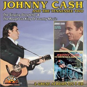 The Singing Story Teller/Rough Cut King of Country Music by Johnny Cash (1999-10-12)