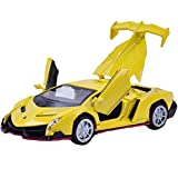 Toy Car Pull Back Vehicle Model Alloy Childrens Gift Models Back Car