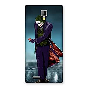 Walking Mad Back Case Cover for Micromax Canvas Xpress A99