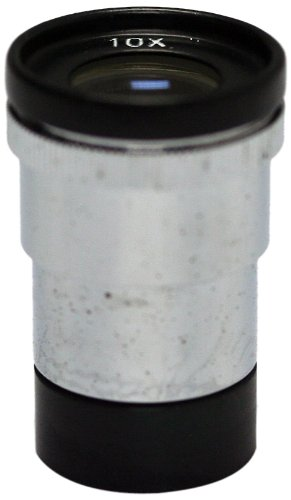 National Optical 610-190 Wf10X Eyepiece Without Reticle, For 186 Shop Microscope