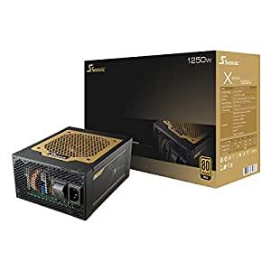 Seasonic SS-1250XM X-Series ATX PC Power Supply