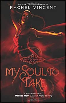 Amazon.com: My Soul to Take (Soul Screamers Book 1) (9780373210039