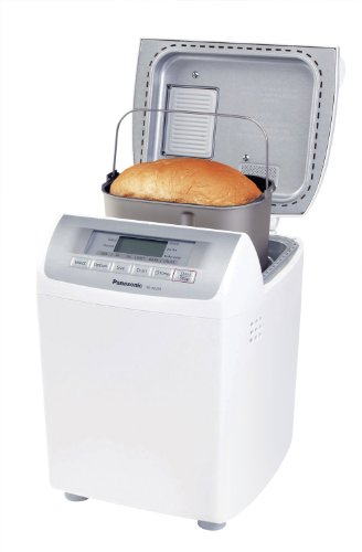 Panasonic SD-RD250 Bread Maker with Automatic Fruit & Nut Dispenser Amazon.com