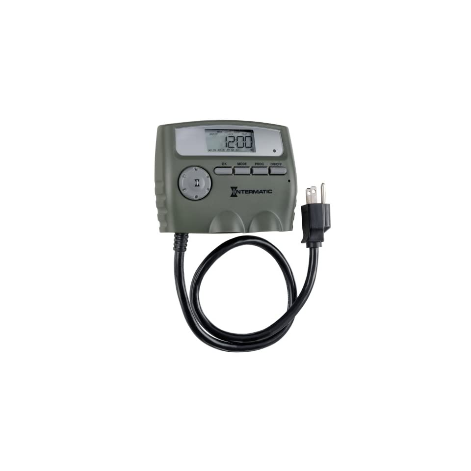 Coleman Cable 04600-88 Digital Outdoor Timer