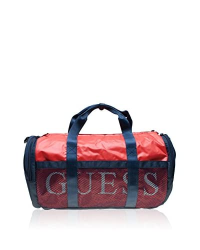 Guess Borsone Sport  Rosso/Blu Navy