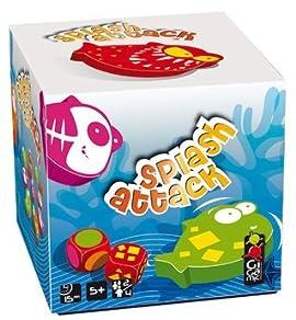 Splash Attack - Cube