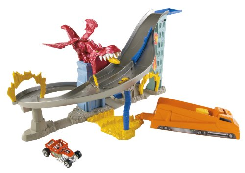 Hot Wheels Dragon Destroyer Track Set