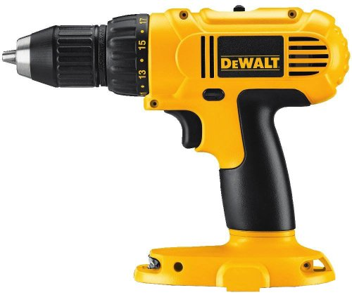 Dewalt DC759 18-Volt 1/2-Inch Cordless Drill/Driver (Bare tool)