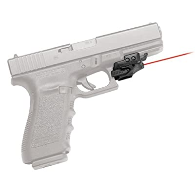 Crimson Trace BRSLG-921 LG-907 Master Lasergrips for 1911 Government Commander Round Heel from Crimson Trace