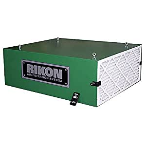 RIKON 3-Speed Air Cleaner with Remote Control Model 61-200