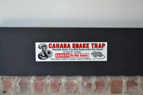 Cahaba snake trap 1 pk snake trap large with 2 catch inserts