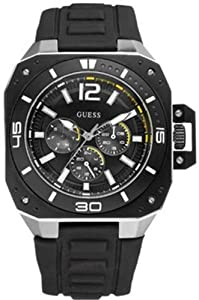 Buy Guess Mens WAVELENGTH Watch W17526G1 by GUESS