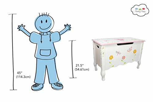 Fantasy Fields W-7462A - Caja para juguetes