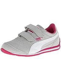 PUMA Steeple Glitz AOG V Kids Sneaker (Infant/Toddler)