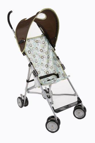 2aedfa30d64c Cosco Umbrella Stroller with Canopy Cereal - ConnorGibbonsRrLo