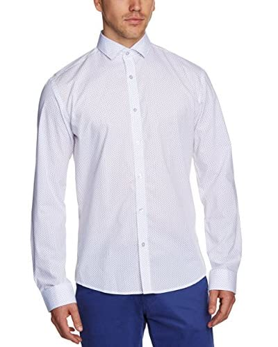Selected Homme Camicia Uomo Lanzhou [Bianco]