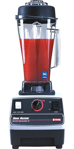 Vita-Mix Drink Machine Commercial Blender - Models 1230/5006