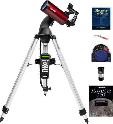 Orion Starseeker Iii 90Mm Goto Mak-Cass Telescope Kit