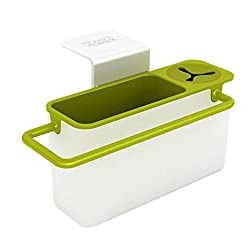 Joseph Joseph Sink-Aid In-Sink Caddy (White and Green)