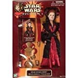Star Wars Episode 1 Ultimate Hair Queen Amidala