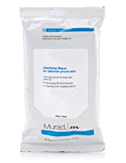 Murad® Clarifying Wipes for Blemish-Prone Skin
