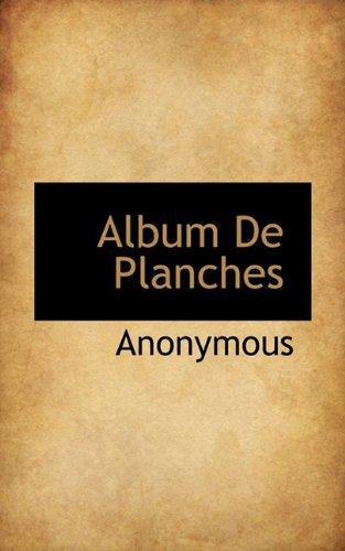 Album De Planches