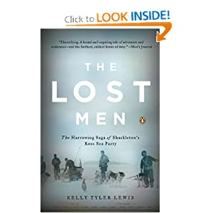 The Lost Men - Kelly Tyler-Lewis