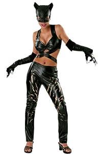 Rubbies - Disfraz de Catwoman para mujer, talla M (56019M)