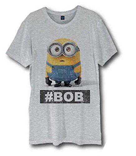Lamaloli-Camiseta-para-hombre-gris-extra-large