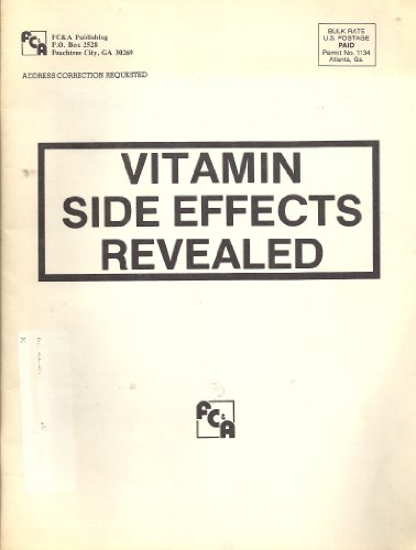 Vitamin Side Effects Revealed