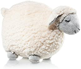 Bath amp Body Works quotSweetest Softest Lambie on Earthquot CreamGrey Plush Lamb