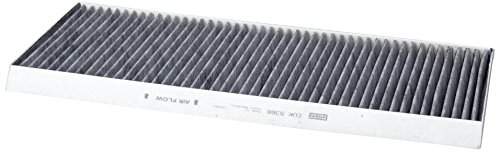 Mann-Filter CUK 5366 Cabin Filter With Activated Charcoal for select BMW/ Land Rover models