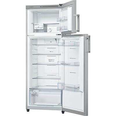 Bosch KDN43VS30I Frost-free Double-door Refrigerator (347 Ltrs, Stainless Steel)