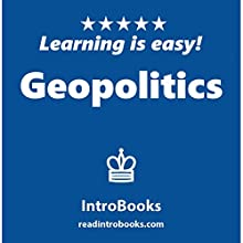 Geopolitics Audiobook by  IntroBooks Narrated by Andrea Giordani