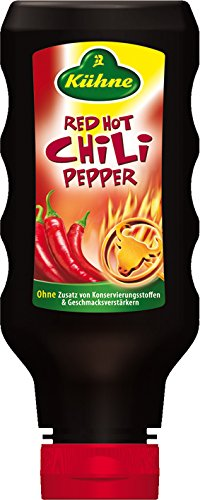 kuhne-wurzsauce-red-hot-chili-pepper-8er-pack-8-x-250-ml