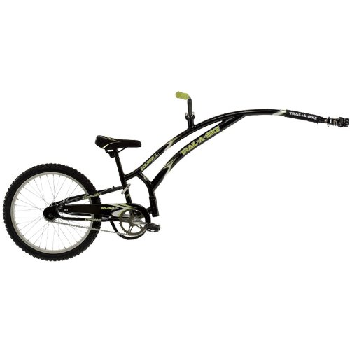 adams trail a bike original folder compact black