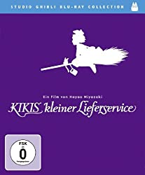 Kikis kleiner Lieferservice (Studio Ghibli Blu-ray Collection) [Blu-ray]