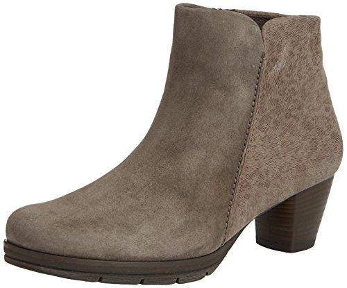 Semler Mira - Stivali da donna, colore grigio (030 fango), taglia 35.5