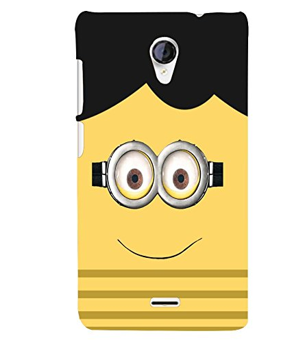 PRINTSWAG MINION Designer Back Cover Case for MICROMAX UNITE 2 A106