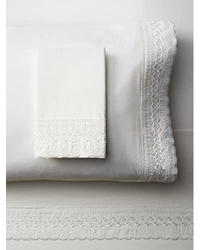 Westport Linens Kate Embroidered Sheet Set