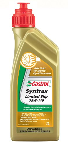 Castrol 18217160 75W-140 1L Syntrax Limited Slip Oil